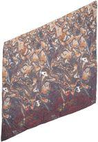 MANILA GRACE DENIM Square scarves