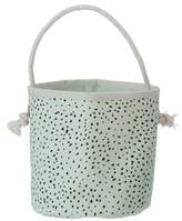 ferm LIVING Mint Green Mini Dot Basket