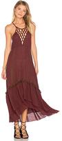 Somedays Lovin Sweet Talking Dress in Wine. - size S (also in )