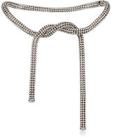 Calvin Klein Women's Crystal-Embellished Chain Belt