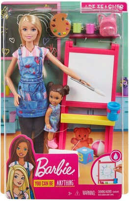 Mattel Barbie(R) Art Teacher Doll