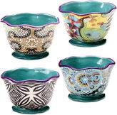 Tracy Porter Rose Boheme Set of 4 Bowls