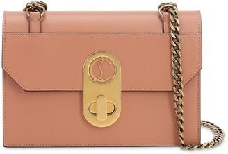 Christian Louboutin Small Elisa Leather Shoulder Bag