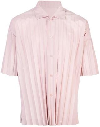 Homme Plissé Issey Miyake Edge Shirt
