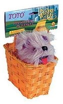 Rubie's Costume Co Wizard of Oz tm Toto in a Basket