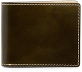 J.fold J-Fold Shelby Slimfold Leather Wallet