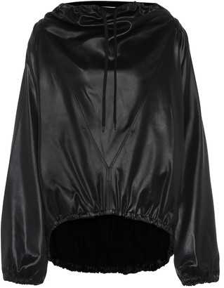 Givenchy Draped hoodie