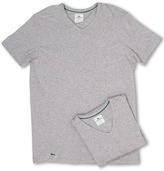 Lacoste Colours 2-Pack V-Neck Tee