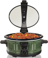 Hamilton Beach Stay or Go 6-qt. Football Theme Slow Cooker