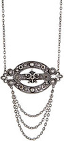 Yochi Design Yochi Silver Plated Pendant Necklace