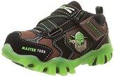 Skechers Star Wars Yoda Street Lightz Decimator Light-Up Sneaker (Toddler)