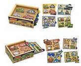 Melissa & Doug ; Mini Puzzle Pack Bundle