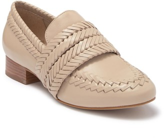 Matisse Edith Woven Leather Loafer