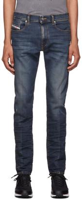 Diesel Blue D-Strukt Jeans