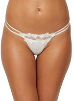 Flora Nikrooz Showstopper Charmeuse Thong