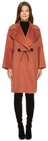 Sportmax Blando Tie Front Coat Women's Coat
