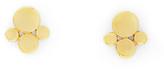 Diane von Furstenberg Gold Disc Cluster Earring