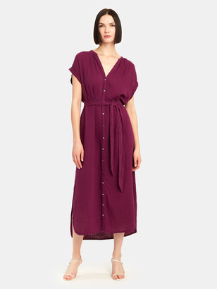XiRENA Samanta Midi Shirt Dress