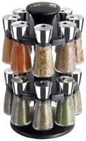 Cole & Mason 16-Jar Herb & Spice Rack Carousel