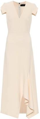 Roland Mouret Kingslake crepe dress