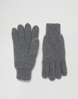 Selected Homme Gloves In Wool