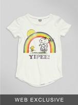 Junk Food Clothing Kids Girls Yipee! Tee-sugar-l