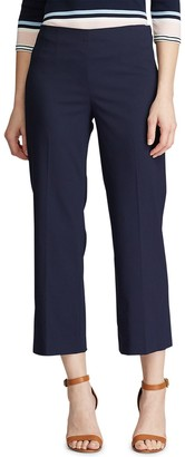 Chaps Women's Straight-Leg Crop Pants