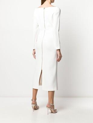 Roland Mouret Romolo dress