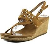 Style&Co. Style & Co Jazzmine Open Toe Synthetic Wedge Heel.