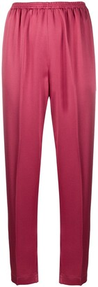 Forte Forte High-Waisted Cropped Trousers