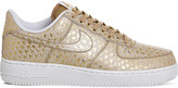 Nike Force 1 lv8 leather trainers