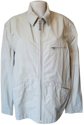 Gas Jeans Grey Cotton Jackets