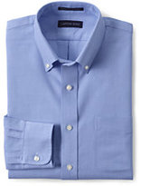 Classic Men's Traditional Fit Supima Oxford Hyde Park Dress Shirt-Pink