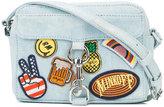 Rebecca Minkoff mini M.A.C. crossbody bag - women - Cotton - One Size