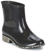 mel GOJI BERRY women's Mid Boots in Black