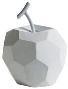 Torre & Tagus Carved Angle Apple Figure