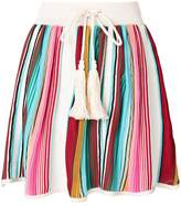 Laneus full short skirt