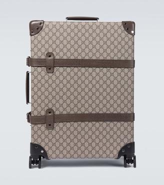 Gucci Globe-Trotter x GG medium suitcase