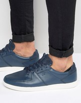 Boxfresh Cladd Leather Trainers