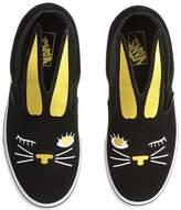Vans Kids Slip-On Bunny Girls Shoes