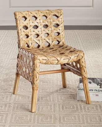 Arteriors Richmond Rattan Chair