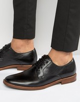 Aldo Cerneglons Leather Derby Shoes