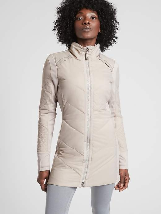 Athleta Rock Ridge PrimaLoft® Coat