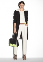 Milly Colorblock Claudia Coat