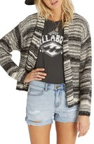 Billabong Over the Moon Stripe Cardigan