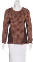 Rag & Bone Knit Jacquard Sweater