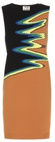 Acne Studios Osha Wave knitted dress