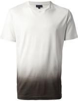 Lanvin gradient dip-dye T-shirt