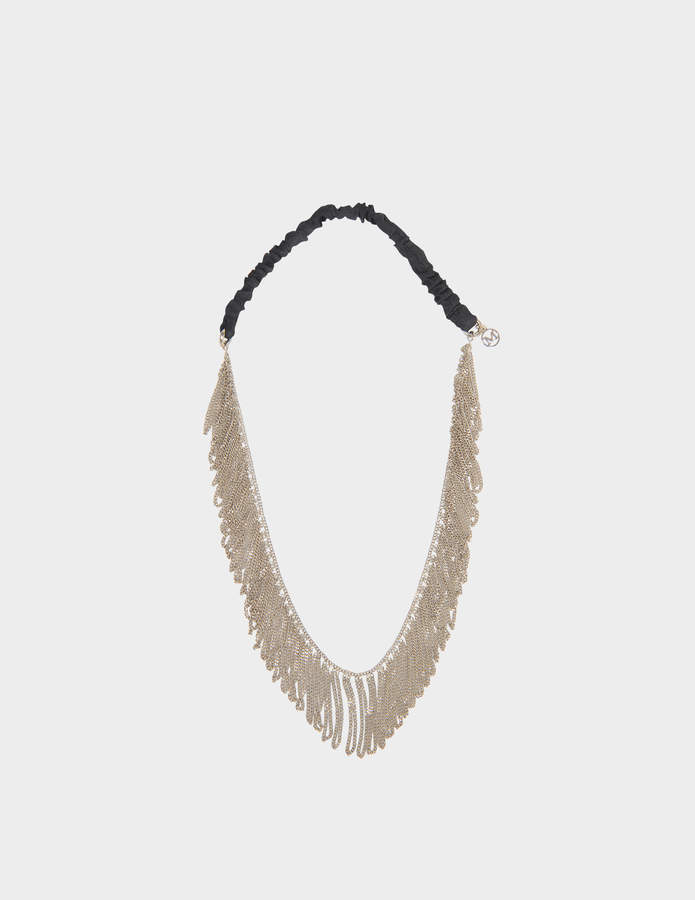 Maison Michel Naomie head jewel