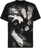 Thumbnail for your product : 424 Wu-Tang Print Cotton T-Shirt